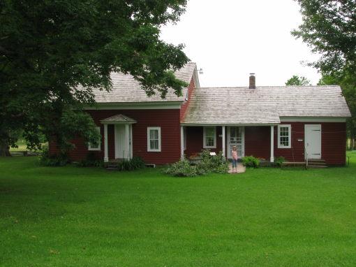 Almanzo Wilder's Boyhood Home
